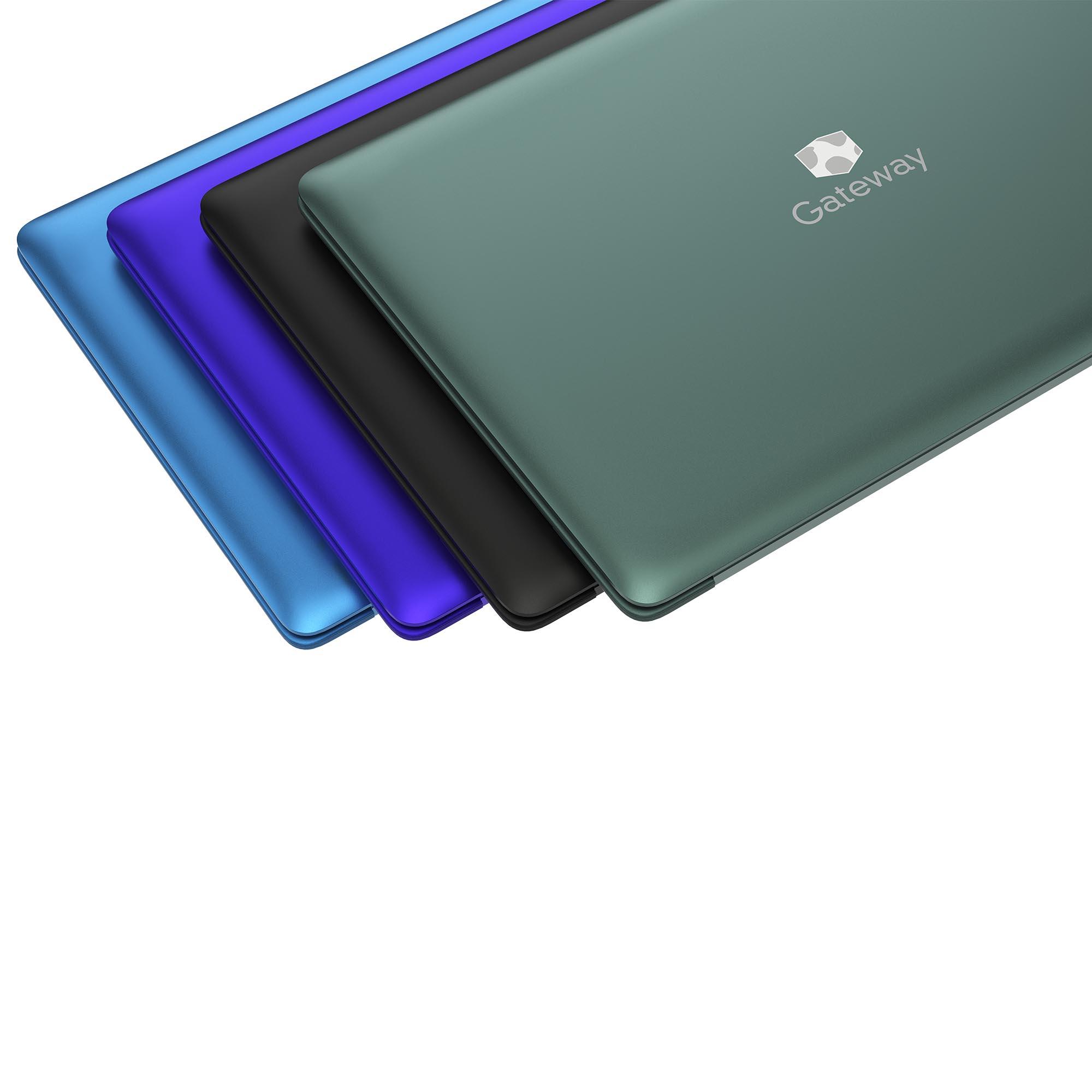 Notebook Gateway GWTN156-4PR Amd Ryzen 5-3450U 2.1GHz / 8GB Ram / SSD 256GB / Tela 15.6 FHD - Purple