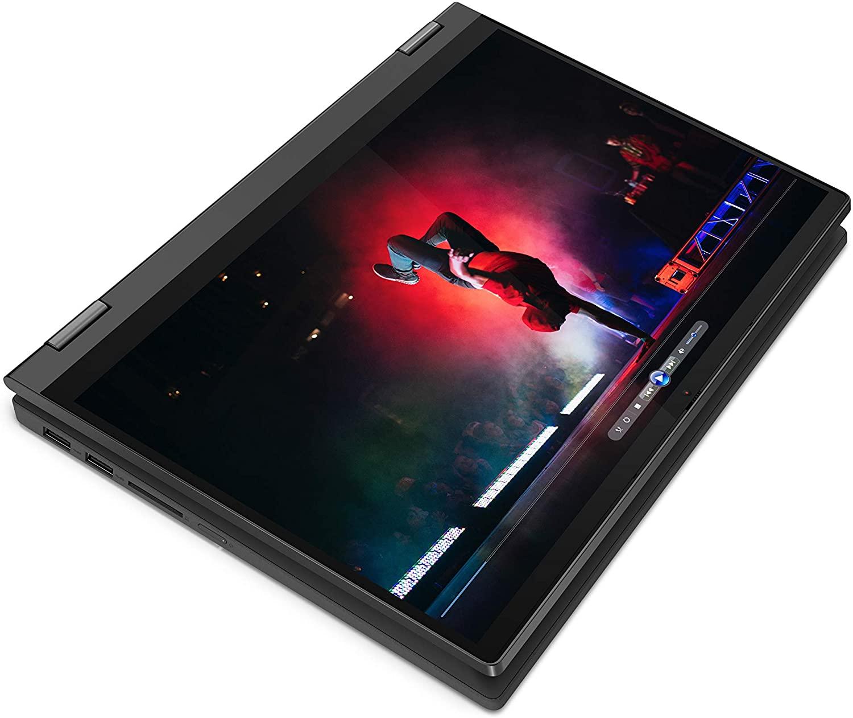 Notebook Lenovo Flex 5 81X2000HUS AMD Ryzen 3 4300U / 4GB Ram / 128GB SSD / Tela 14.0 / Windows 10 - Gray