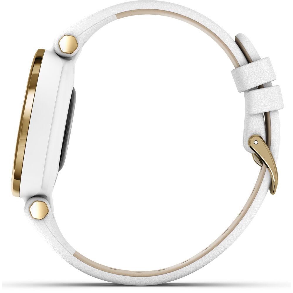 Smartwatch Garmin Lily Classic 010-02384-A3 com GPS/Bluetooth - Light Gold